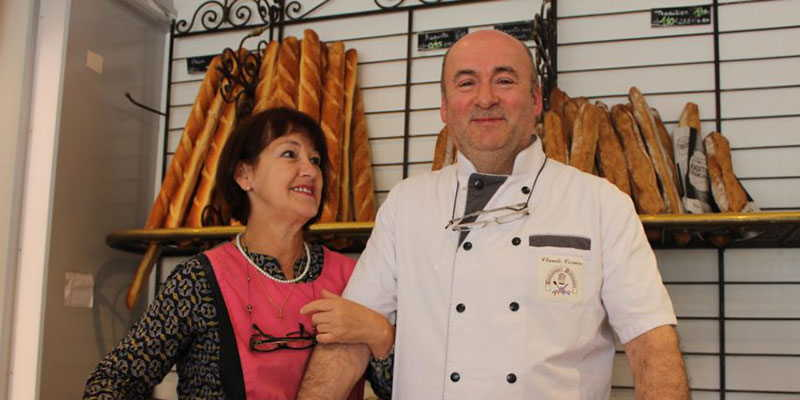 La Boulangerie Cornée