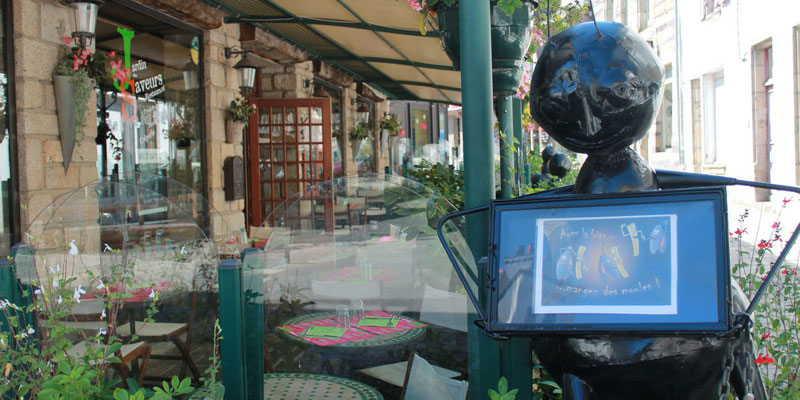 photo restaurant Le Jardin des Saveurs