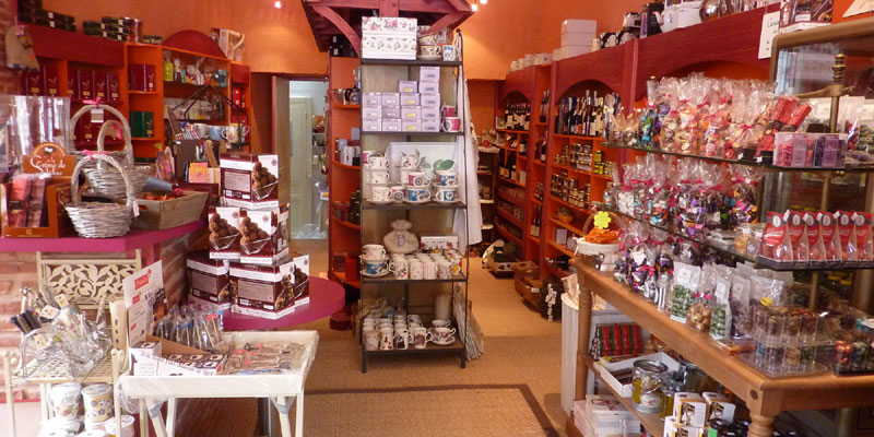Photo intérieur de la boutique Le Jadin des Thés