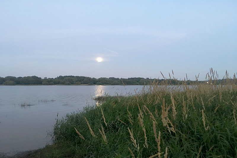 Le Lac au Duc, une source d'inspiration