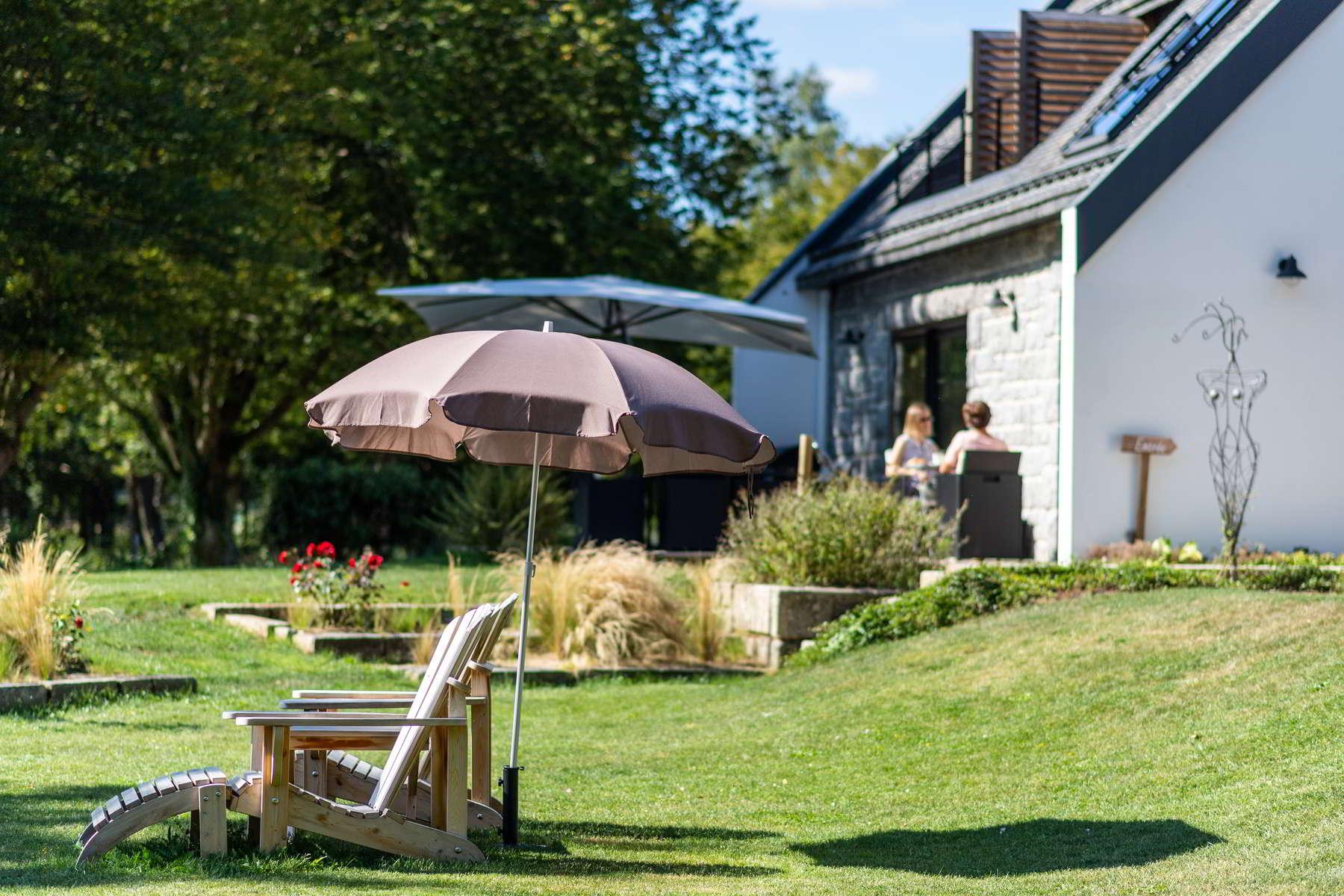 Une maison d'Hôtes sur le Lac au Duc